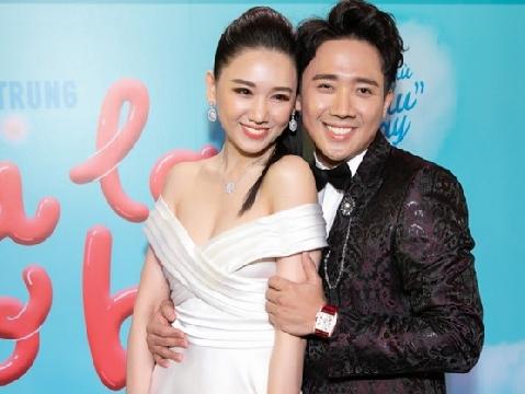 Chiều vợ như Trấn Thành: Valentine dẫn vợ cưng Hari Won đi mua hàng hiệu!
