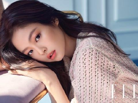''Chuếnh'' với vẻ gợi cảm mơn mởn của Jennie (BLACKPINK)