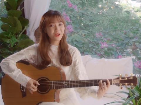 ''Thiện nữ'' Jang Mi xinh muốn đứng hình khi cover ''ánh trăng nói hộ lòng tôi''