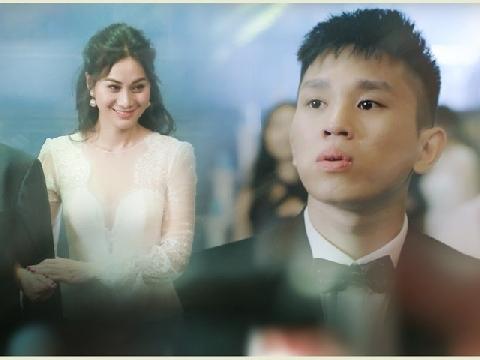 Chàng rapper tung MV đi ăn cưới ''tập thể người yêu cũ'' cực chất!