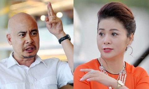 Nóng bỏng phiên tòa xét xử tranh chấp ly hôn giữa vợ chồng Đặng Lê Nguyên Vũ