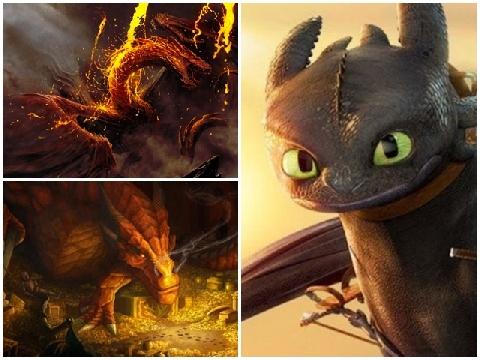 Những bộ phim về rồng khiến 'mọt phim' chết mê