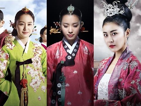 5 hoàng hậu quyền lực và thâm độc nhất điện ảnh Hàn