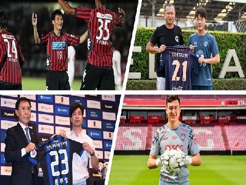 9 cầu thủ Việt Nam từng ra nước ngoài chơi bóng