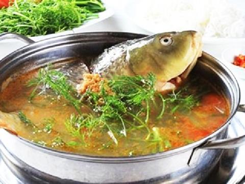 Cá hấp hối Ying-Yang