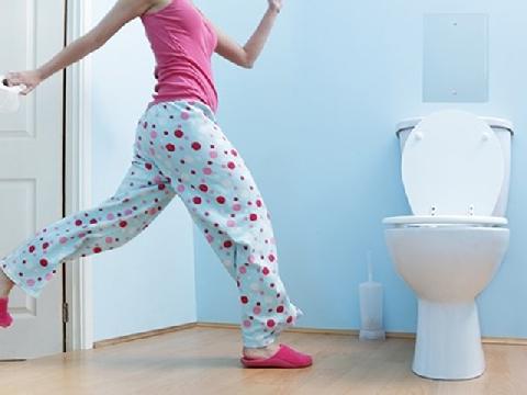 Hãy đi toilet có văn hóa!