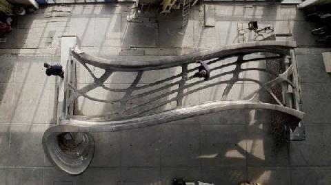 Cầu thép in bằng công nghệ 3D đầu tiên trên thế giới