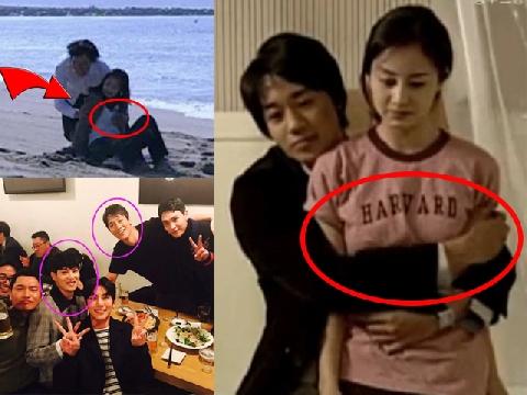 Sao nam bị khui quá khứ động chạm vòng 1 của Kim Tae Hee chỉ vì chụp ảnh với Jonghyun (CNBLUE)