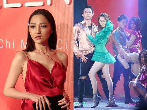 Bảo Anh 'thiêu rụi' sân khấu bằng vũ đạo mới của hit 'Như lời đồn'