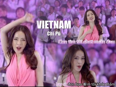 Há hốc mồm xem Chi Pu hát tiếng Thái cùng dàn mỹ nhân Châu Á