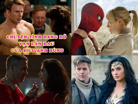 Những chuyện tình dang dở 'vạn lần đau' của các siêu anh hùng