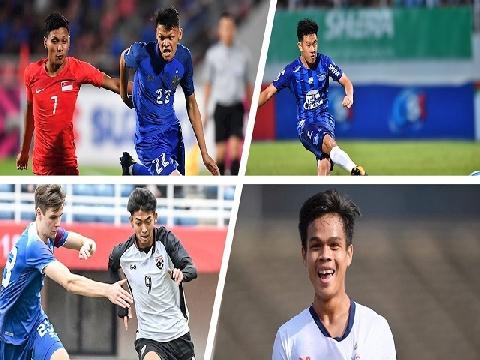 Top 5 sát thủ U23 Thái Lan khiến HLV Park Hang-seo lo sợ