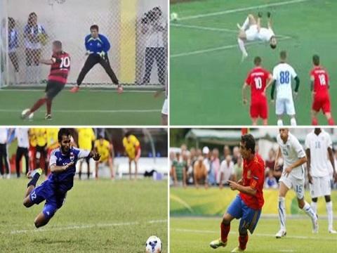 11 pha ghi bàn penalty 'cực dị'!