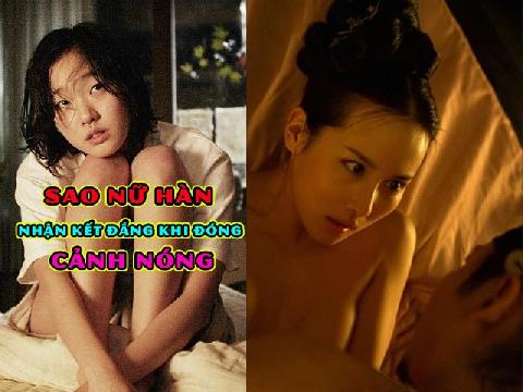 Sao nữ Hàn nhận kết cay đắng khi đóng cảnh nóng không cần thế thân