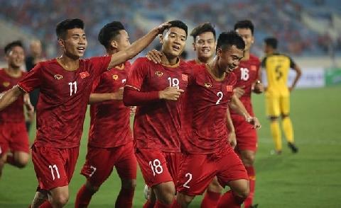 Việt Nam 6-0 Brunei (Vòng Loại U23 Châu Á 2020)