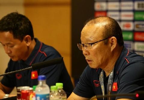HLV Park Hang-seo: 'U23 Việt Nam vẫn cần phải cố gắng hơn rất nhiều'