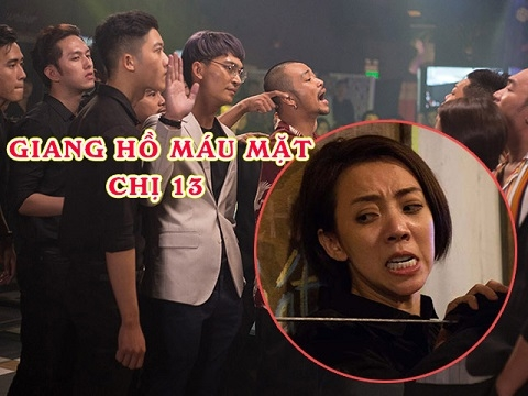 Điểm mặt những 'giang hồ máu mặt' trong phim 'Chị Mười Ba'