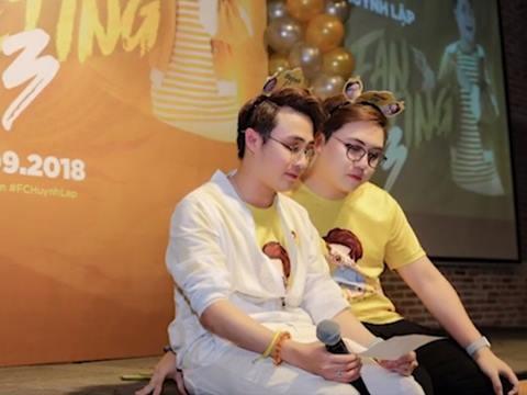 Huỳnh Lập lộ ''người tình đồng tính'' 10 năm chưa cưới