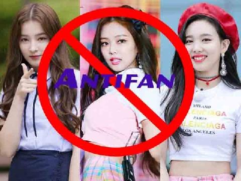 Top 5 idol nữ nhiều antifan nhất Kpop: Thở thôi cũng bị 'ném đá'