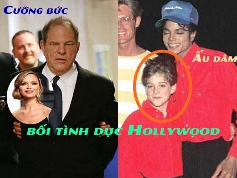 Những vụ bê bối tình dục rúng động Hollywood: Ấu dâm, cưỡng bức