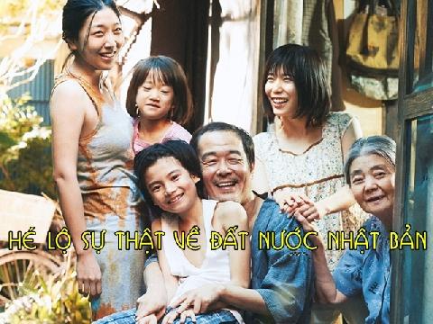 'Shoplifters' - Phim đạt giải Cành Cọ Vàng 2018, lột trần những mặt tối xã hội ở Nhật Bản