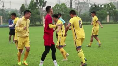 Sông Lam Nghệ An sẵn sàng chiến Hà Nội FC dù thiếu vắng hàng loạt trụ cột