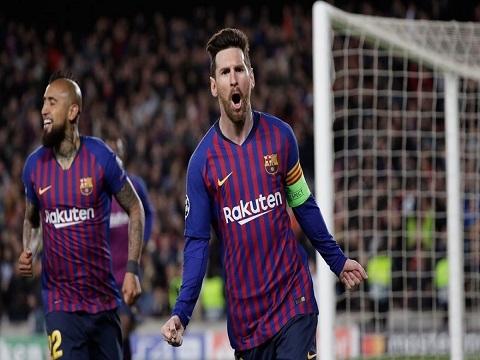 Top bàn thắng đẹp nhất vòng 1/8 Champions League 2018/19