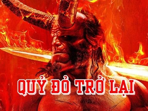 'Hellboy' tiếp tục đốt mắt khán giả bằng thính 18+ cực căng