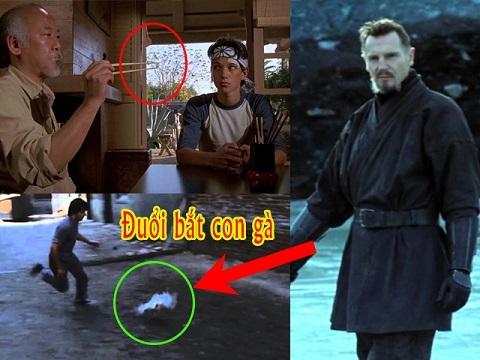 3 kiểu luyện tập khác người trong phim võ thuật