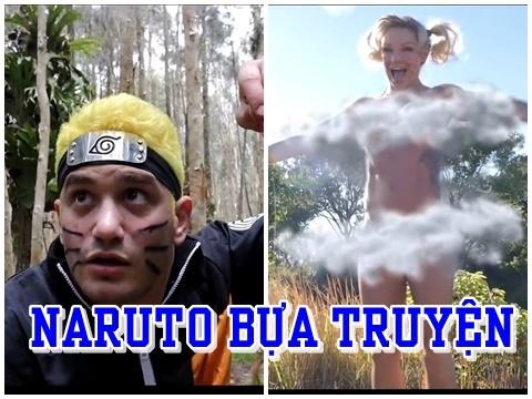 Bựa truyện: Naruto vs Sasuke live action