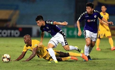 Khánh Hoà 0-0 Hà Nội (Vòng 5 V-League)