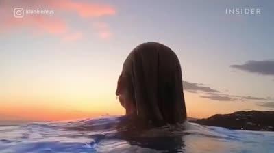 Độc đáo bể bơi hang động, có giá hơn 1.000 USD/đêm ở Hy Lạp