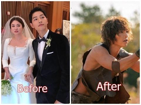 Nhìn Song Joong Ki, mới thấy Song Hye Kyo dùng chồng như phá