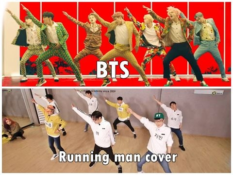 Phát sốt với màn cover 'IDOL' (BTS) của các thành viên Running Man