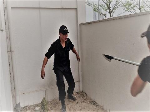 Hướng dẫn tự vệ tay không chống phóng lợn (P1)