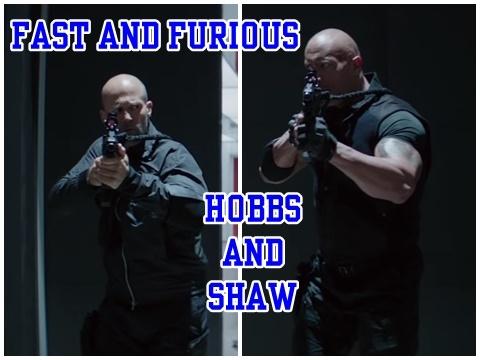 'Fast and Furious': Ngoại truyện Hobbs and Shaw tung trailer hành động mãn nhãn