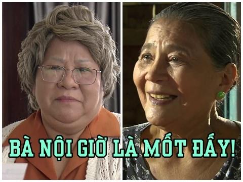 Khiếp vía với muôn kiểu bà nội 'tai quái' trên màn ảnh Việt