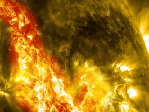 Bạn đã biết gì về thảm họa bão Mặt Trời?