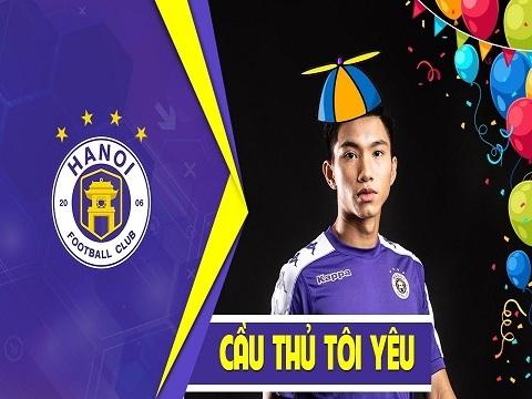Văn Hậu tròn 20 tuổi:Từ trụ cột tuyển Việt Nam tới CLB Hà Nội!