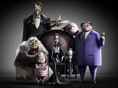 Vừa buồn cười vừa sợ với hoạt hình 'Gia Đình Addams'