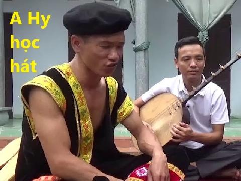 Hài A Hy: A hy đi học hát và cái kết siêu hài