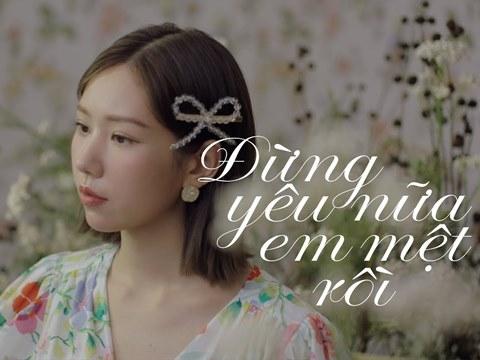 Mặc nghi vấn đạo nhái, hit mới của Min leo thẳng Top 1 Trending