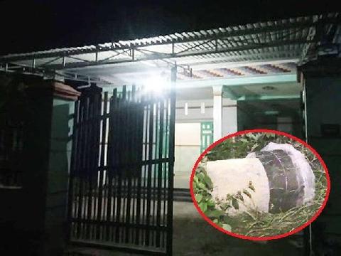 Nhân chứng kể vụ thi thể trong thùng nhựa đổ bê tông