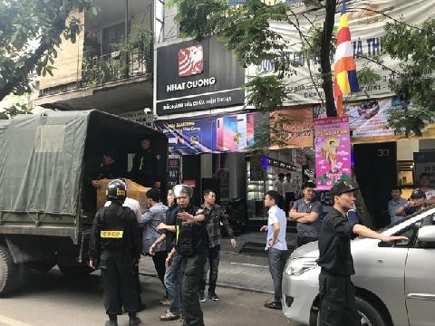 Ông chủ Nhật Cường mobile bị bắt vì buôn lậu xuyên quốc gia và trốn thuế