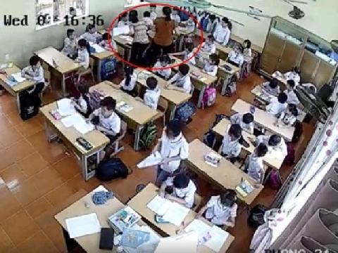 Xử lý nghiêm cô giáo 'dữ đòn' với nhiều học sinh trong giờ kiểm tra