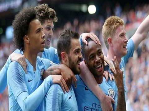 Man City 6–0 Watford (chung kết FA Cup 2018/19)