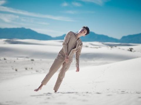 Sa mạc màu sữa, mát lạnh gây sửng sốt thế giới