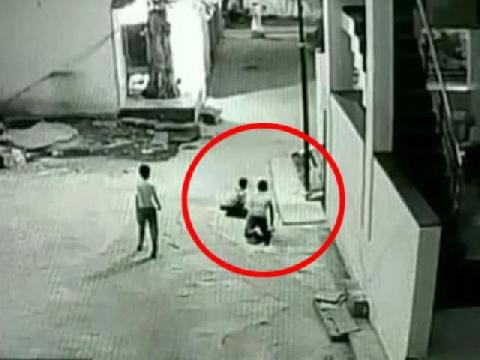 Hy hữu người đàn ông thoát chết khi ngã từ tầng 12 xuống đất