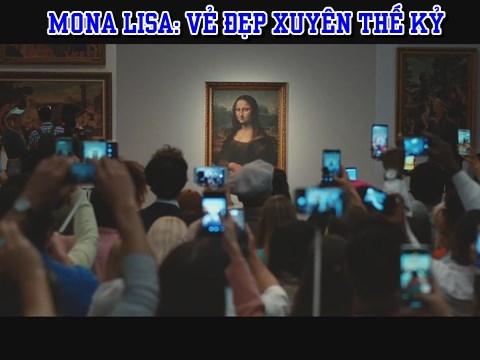 Nàng Mona Lisa phiên bản hiện đại: Nóng bỏng và chất chơi