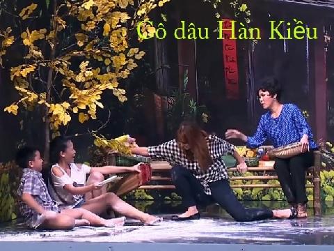 Hài Việt Hương - Cô dâu Hàn Kiều